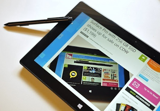 Microsoft US cuts pricing of its Surface Pro 2 range of tablets by up to $200