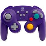 PowerA - GameCube Wireless Controller for Nintendo Switch - Purple