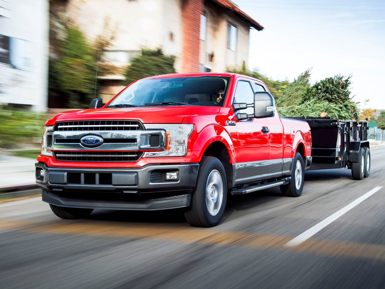 2021 Ford Super Duty Review
