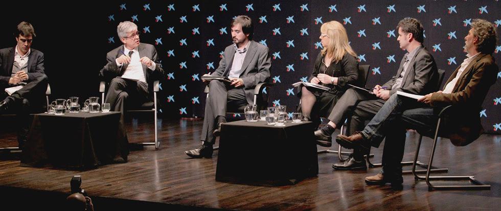 wikileaks periodismo, periodismo de filtracion, wikileaks caixa forum