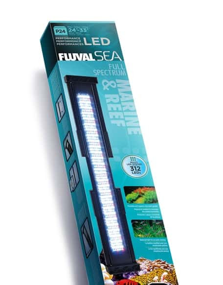 Hagen Fluval Sea LED Lighting Review | Tropical Fish Site