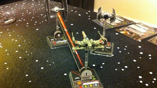 Star Wars: X-Wing is the New Hope for Miniature Gaming - by Seth Oakley