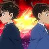 Kaito Kid Vs Shinichi Kudo