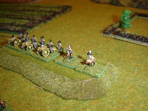 Generals with Heavy Artillery