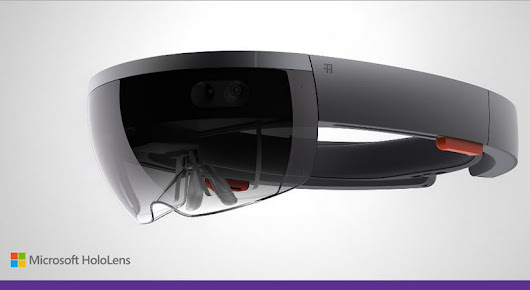 Microsoft Steps Into Virtual reality With HoloLens Headset