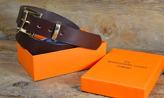 Boys Love Belts – 'man gift' buying solved for Christmas!!