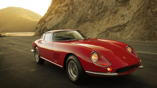 On Building A Classic Sports Car – Today