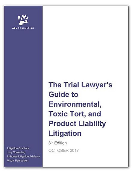 The Trial Lawyer's Guide to Environmental, Toxic Tort, and Product Liability Litigation E-Book