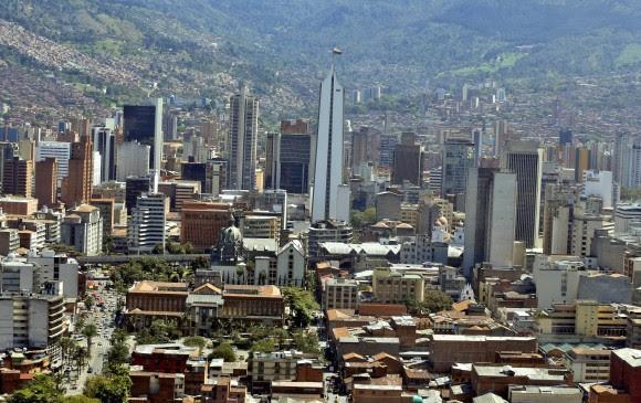 Informe de la red Cómo Vamos concluyó que, por cuarto año consecutivo, la capital paisa es la ciudad del país donde mejor se sienten sus habitantes. FOTO Juan Antonio Sánchez