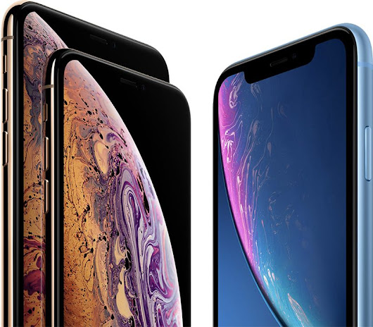 Apple To Release 5.8 And 6.5-Inch OLED iPhones, 6.1-Inch LCD In 2019