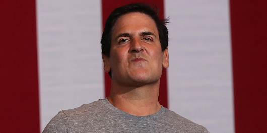 Mark Cuban lays out why he believes Donald Trump 'won't and can't' release his taxes