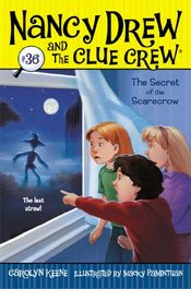 The Secret of the Scarecrow by Carolyn Keene