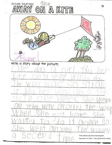 Adam's flying story