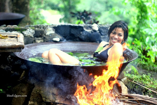 Kawa Hot Bath in Tibiao Antique