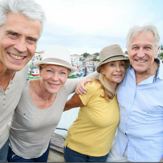 Helpful Travel Tips for Seniors Adventuring Abroad - FirstLight Home Care