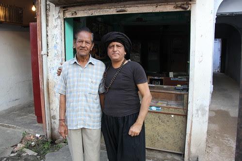 My Father In Law Abbas Qassim Qazilbash Nakhas Lucknow by firoze shakir photographerno1