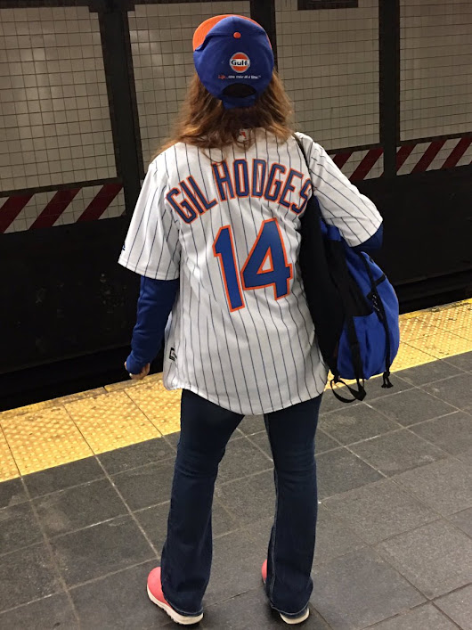 You own this Mets jersey: Gil Hodges - The Mets Police