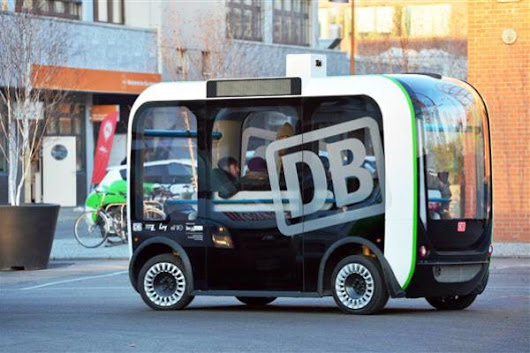 Local Motors : 1 milliard $ pour son mini bus imprimé en 3D !