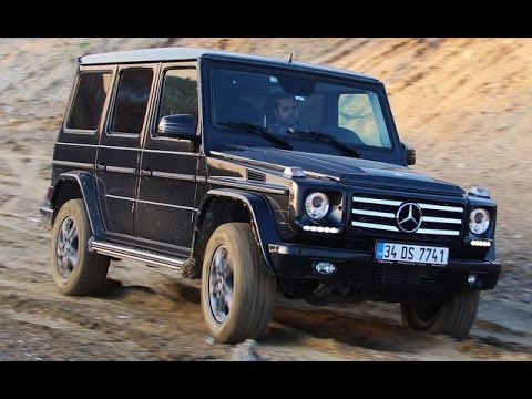 Test - Mercedes-Benz G350 Bluetech - YouTube