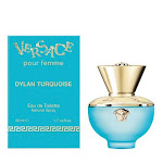 Versace Dylan Turquoise 1.7 Eau De Toilette Spray