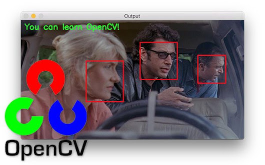 OpenCV Tutorial: A Guide to Learn OpenCV - PyImageSearch