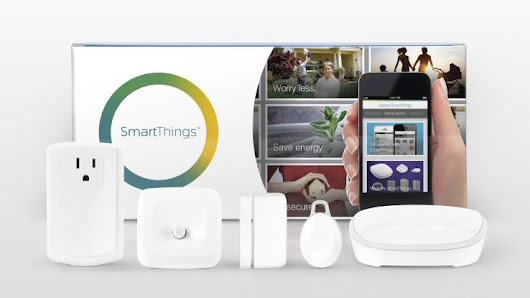 Samsung SmartThings: meet the center of your future smart home
