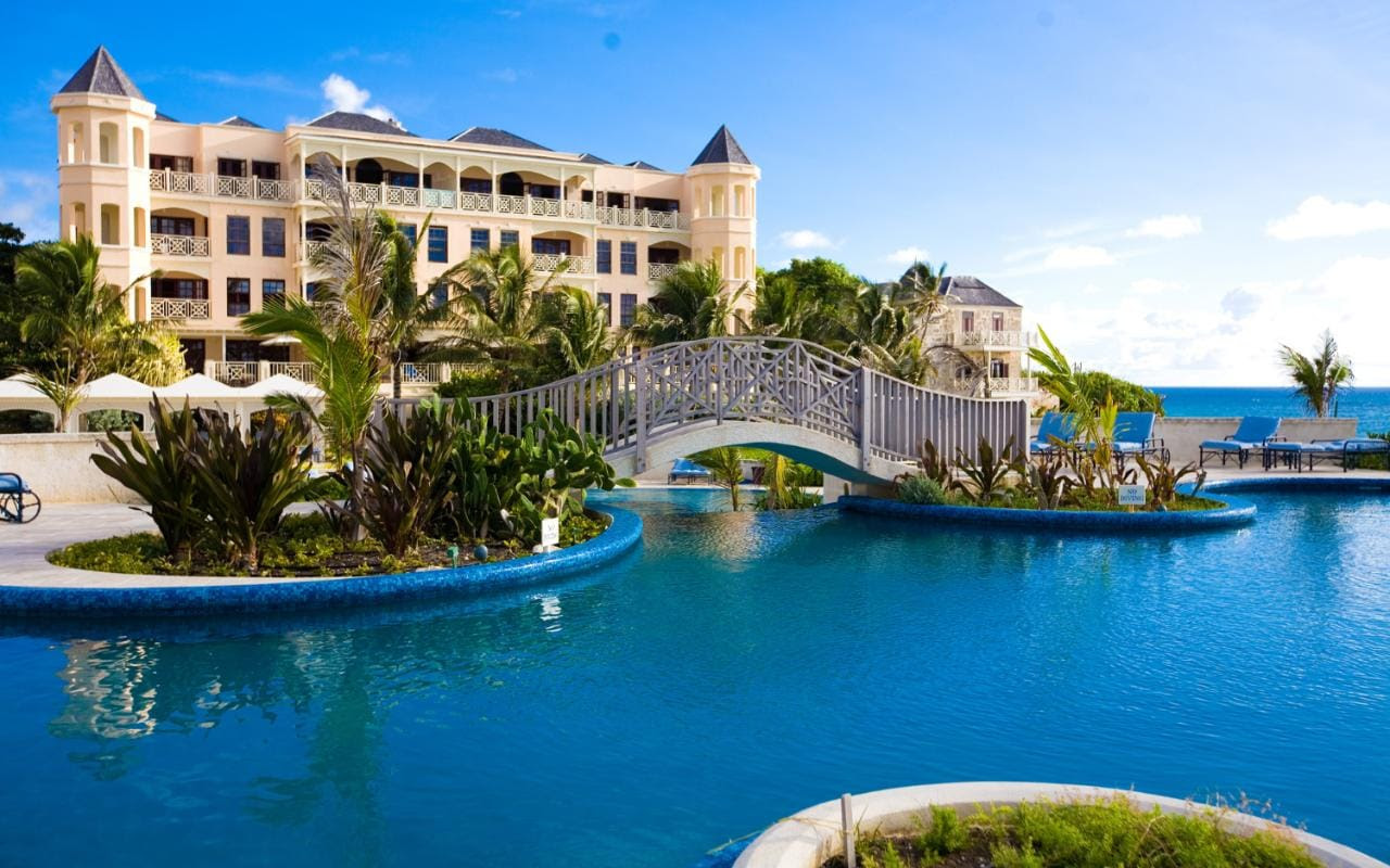 The oldest hotel in the Caribbean offers allinclusive luxury