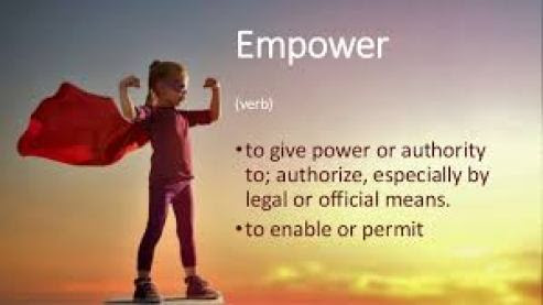 "Empower Yourself Today! 3 Easy Steps. International Women's Day Today! - Maria Lucé's ""The Empowered Mom"""