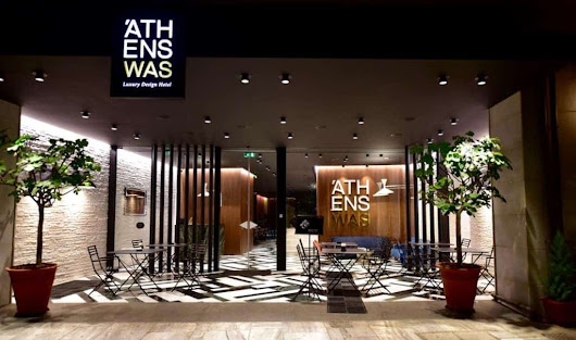 REVIEW AthensWas Hotel. Athens, Greece | Vagrants Of The World Travel