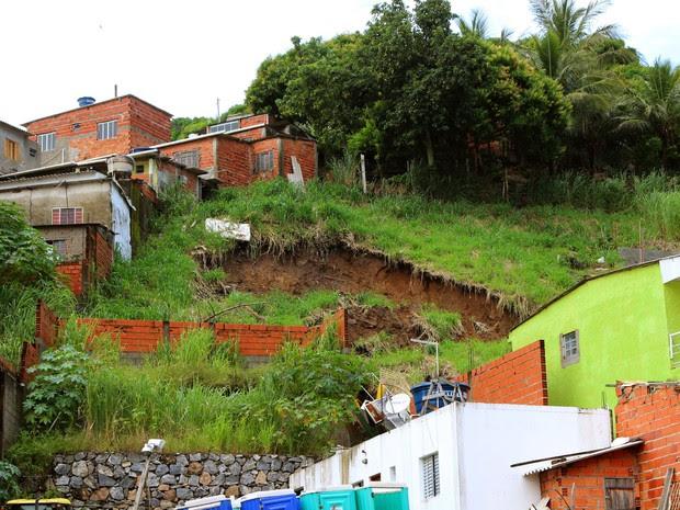 São Sebastião decretou estado de emergência após chuvas (Foto: Prefeitura São Sebastião/André Santos)