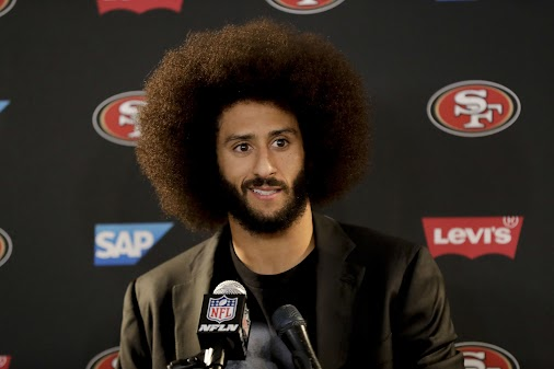 Colin Kaepernick named 'Citizen of the Year' by GQ magazine  Free agent quarterback Colin Kaepernick...