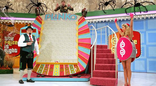 Plinko | Tacky Harper's Cryptic Clues