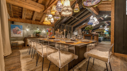 9 of the best luxury ski chalets in Europe