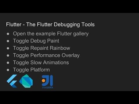 Flutter - The Flutter Debugging Tools | Code Tips
