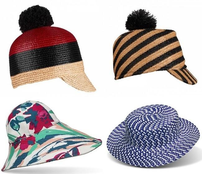 4 - hats