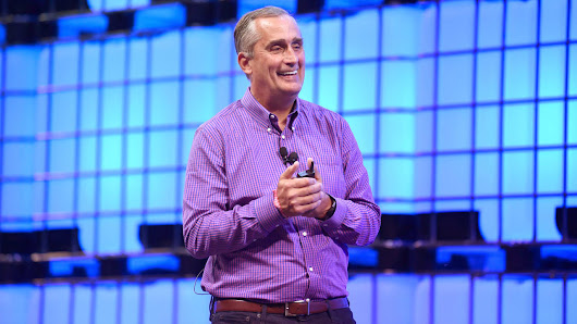 "Intel: CEO Brian Krzanich is out after ""consensual relationship"" with"