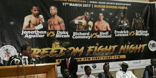 Ghana Boxing Authority President Says Boxing Is Number One Sport In Ghana - The African Dream