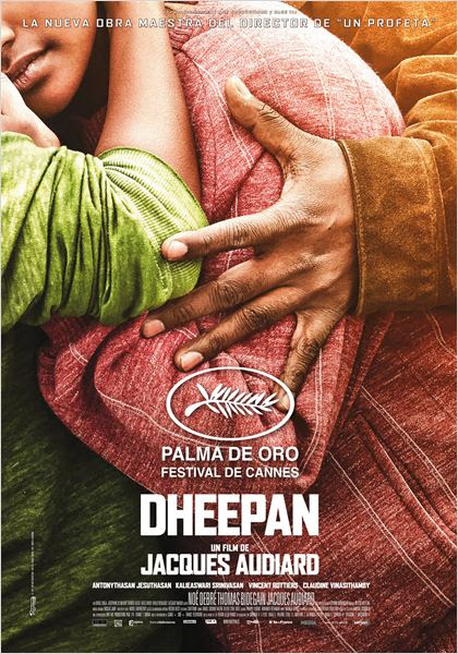 Dheepan : Cartel