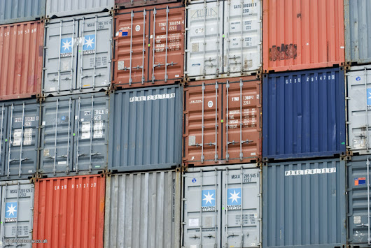 Modern Marvels: Shipping Containers