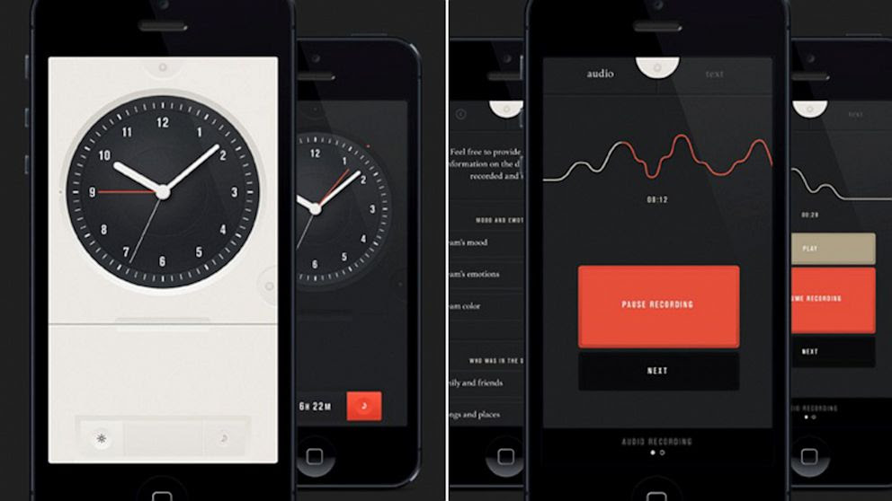Record Your Dreams With 'Shadow' App