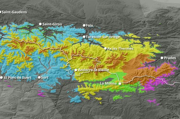 Alerta Meteo: Lluvias intensas y nevadas de hasta 50cm en pleno mes de mayo