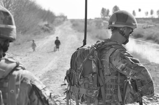 Diary Rooms - Being human on the front line in Afghanistan