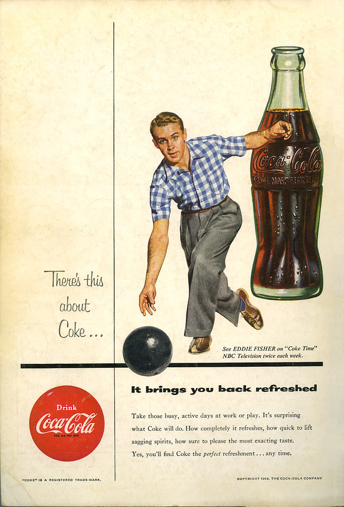 Coca Cola_1954_tatteredandlost