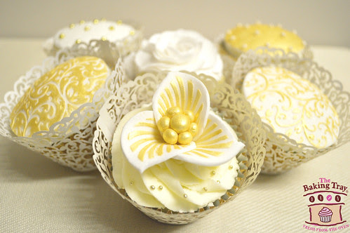 Wedding Cupcake Collection