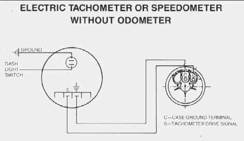Vdo Tachometer Wiring Diagram, Vdo Gauges Wiring Diagrams