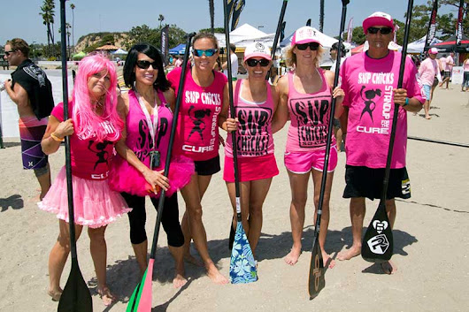 Standup for the Cure Saving Lives in 2014 with new Partners