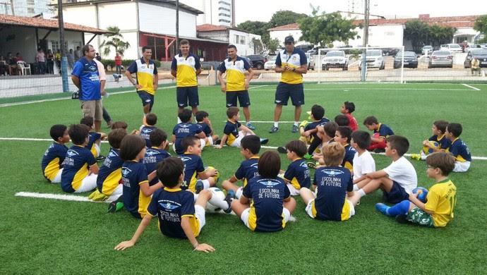 Souza - Escolinha de Futebol Aero Souza 10 (Foto: Alan Oliveira/Divulgação)