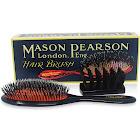 Mason Pearson Handy Bristle & Nylon Hair Brush (BN3) - Dark Ruby