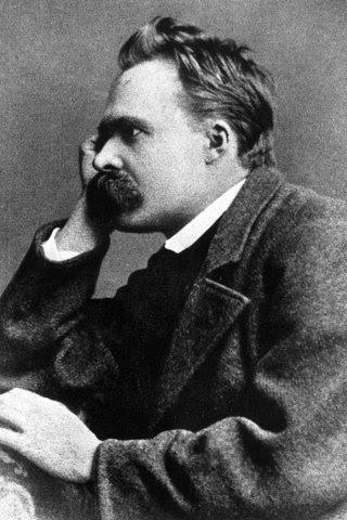 Friedrich Nietzsche, September, 1882.