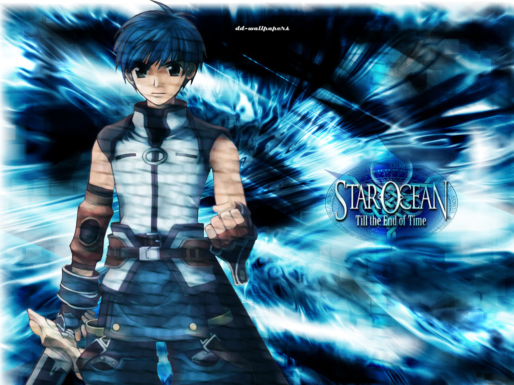 Star Ocean Till The End Of Time Wallpaper Cool Ambient Minitokyo